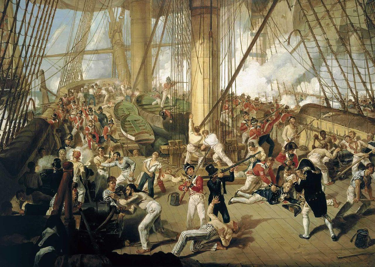 A trafalgari csata - amikor Anglia inváziója elmaradt