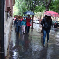 Szeptember 15. - Radnóti Miklós: Eső esik, fölszárad