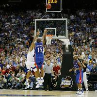 NCAA Final – A kansasi feltámadás