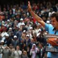 Roger Federer végre Párizst is meghódította