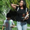 Megan Fox a világ legdögösebb babbysittere