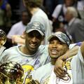 Bajnok a Lakers és Kobe Bryant