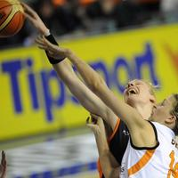 Béres Tímea Euroliga döntős
