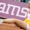 Maria Sharapova újra a pályán