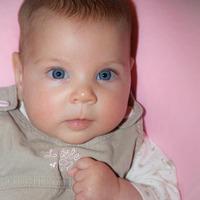 Megszületett Lilla!