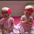Boldog születésnapot Chloe és Chiara!
