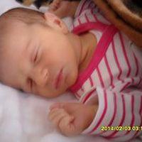 Tündéri kicsi lány született: Luca