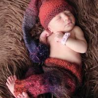 Megszületett Lili!