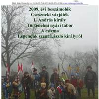 """""""VÉRTES"""" Egyesület újság 5. szám 2010 március"""
