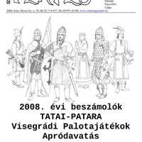 """""""VÉRTES"""" Egyesület újság 3. szám 2009 március"""