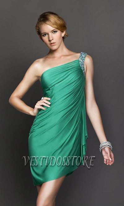 Como modificar un vestido largo en corto