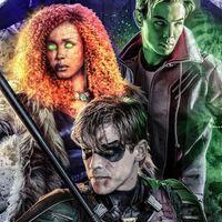 Első TITANS reakciók és Harley Quinn előzetes