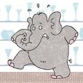 A szkeptikus elefánt az ezotérikus porcelánboltban...