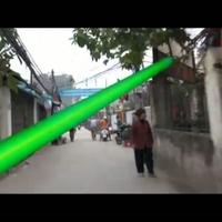 Star Wars Hanoiban - Száguldozás a Halálcsillag hasadékaiban