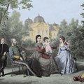 Gizella főhercegnő - Ferenc József kedvenc jótékony lánya