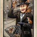 Jack Black - Viktória királynő hivatalos patkányfogója
