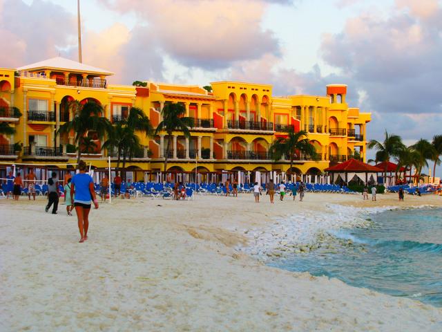200 hely, amit látnod kell: Playa del Carmen, Mexikó