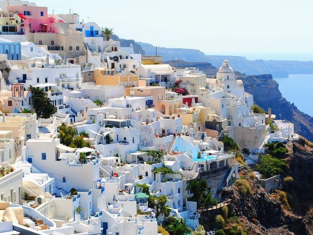 200 hely, amit látnod kell: Santorini