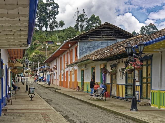 200 hely, amit látnod kell: Kolumbia