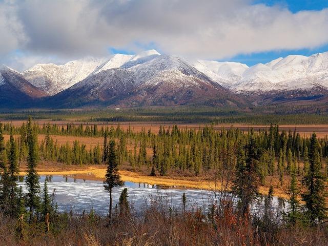 200 hely, amit látnod kell: Alaszka