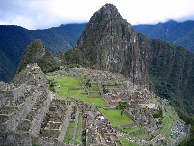 200 hely, amit látnod kell: Machu Pichu, Peru