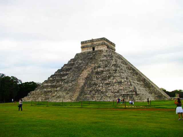 200 hely, amit látnod kell: Chichén Itza, Mexikó