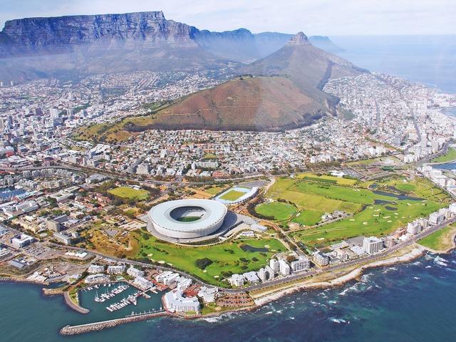 200 hely, amit látnod kell: Fokváros, Dél-Afrika