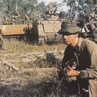 ANZAC-katonák Vietnamban 3.