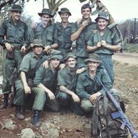 ANZAC-katonák Vietnamban 4.