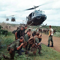 ANZAC-katonák Vietnamban 2.