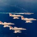 A célpont: Észak-Vietnam