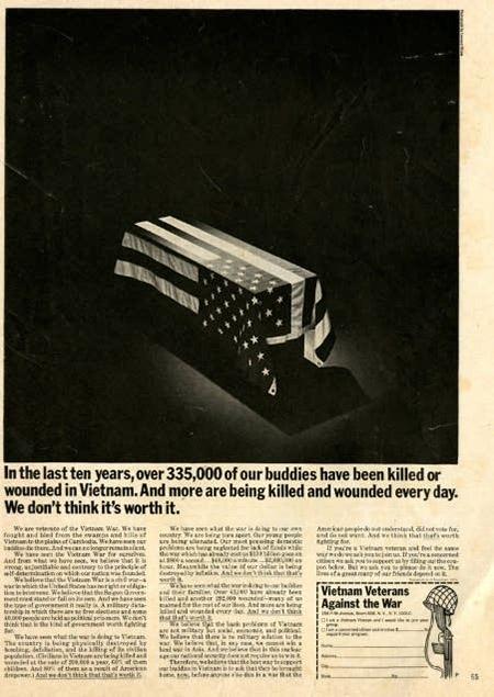 1971. februári számában a Playboy egy ingyenes hirdetést jelentett meg a VVHE nevében.