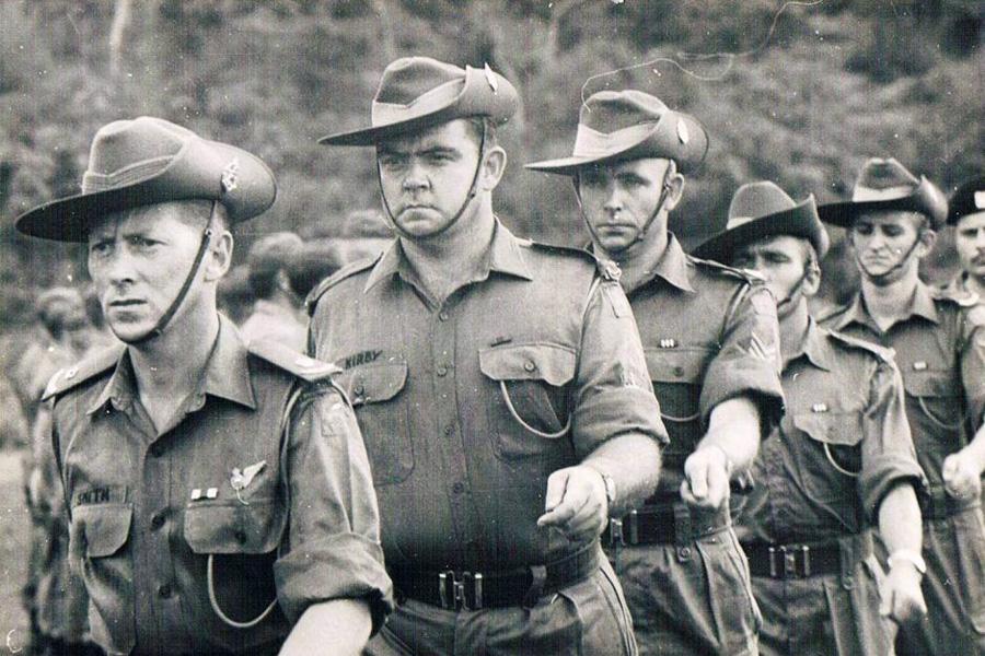 196701_maj_harry_smith_csm_jack_kirby_and_sergeant_bob_buick_in_medal_ribbon_parade.jpg