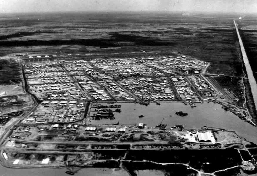 A Dong Tam melletti támaszpont 1969-ben