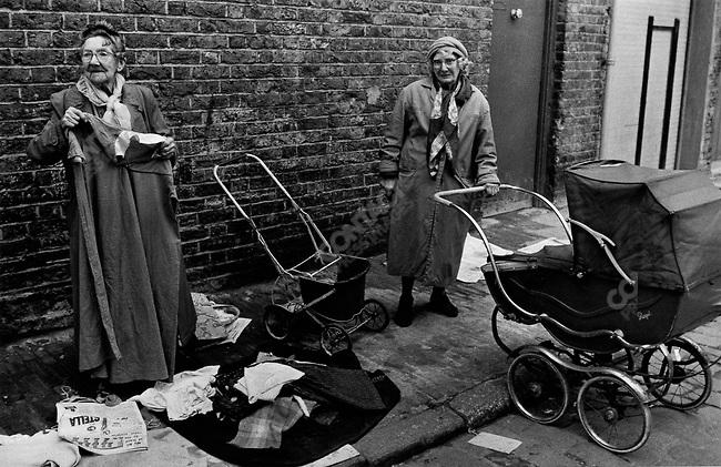 Chapel Market, Islington, 1961
