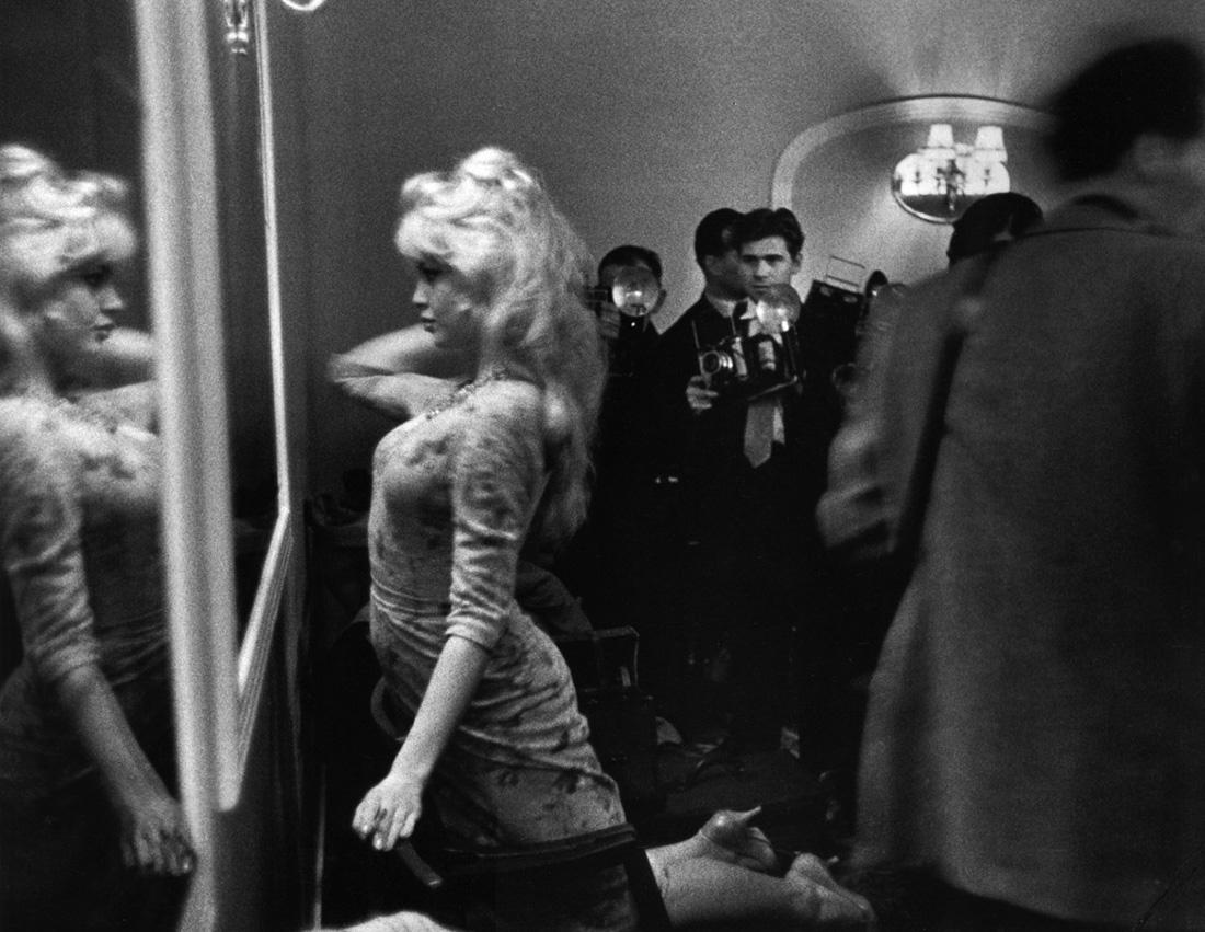 Brigitte Bardot Londonban, 1955-ben