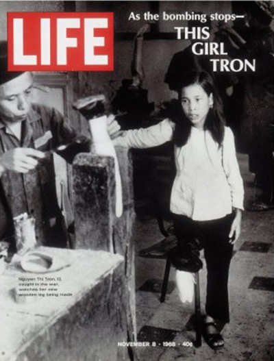 Tron a Life címlapjára is felkerült