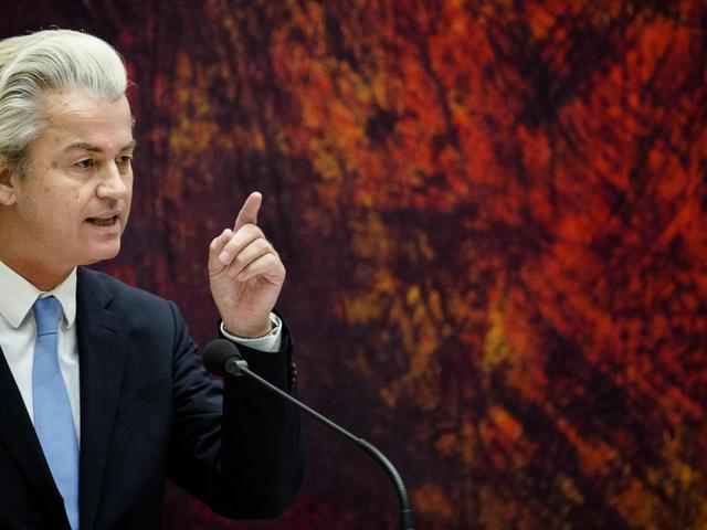 """Geert Wilders üzenete a magyaroknak: """"Nélkületek Európa már elbukott volna!"""""""