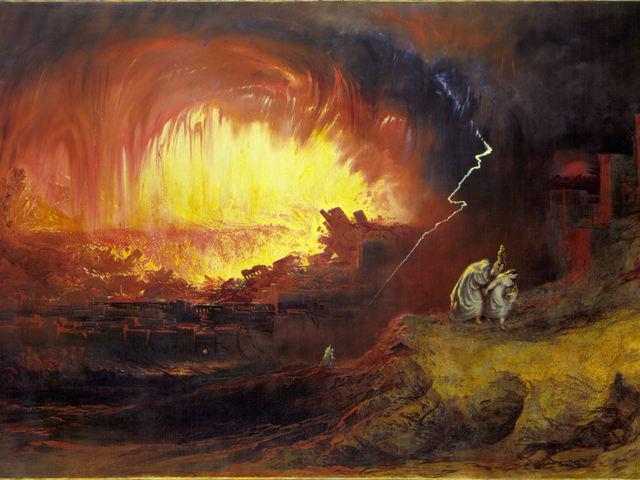 Az igazi Sin City: Jordániában megtalálhatták Szodoma romjait