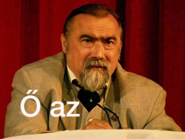 Nyírő zseni volt, Kertész nem magyar - vallja az M5 műsorvezetője