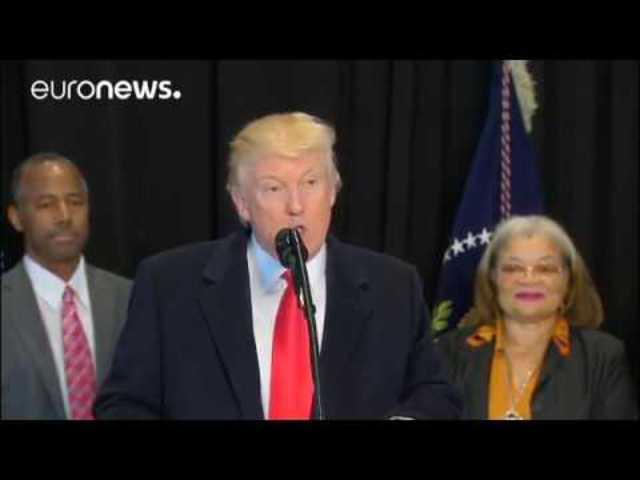 """Donald Trump: """"Az antiszemitizmus és rasszizmus a gonoszság gyökere"""""""