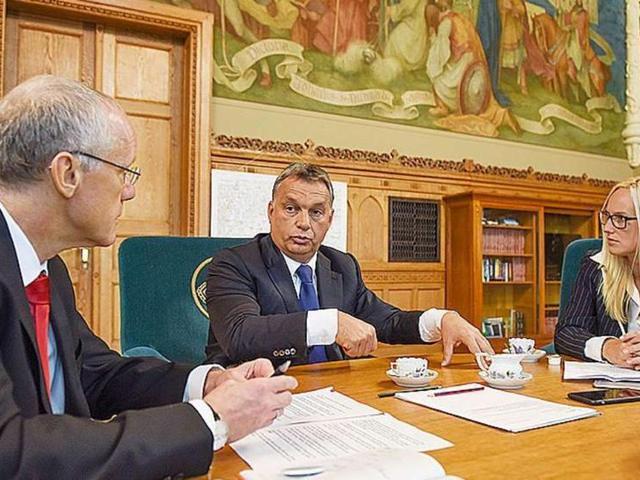 """""""Itt állok, másként nem tehetek"""": Luthert idézte Orbán Viktor menekültügyben"""