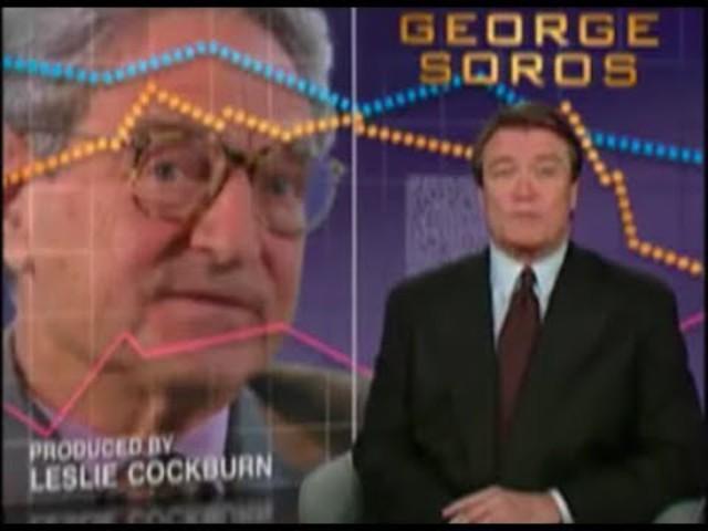 Magyar felirattal: a CBS tejes Soros interjúja 1998-ból