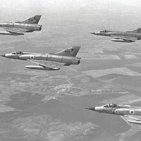 Sámson-akció: Atomcsapás készült 1967-ben a Sínain