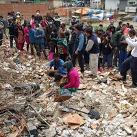 Nepál: így talált 4 túlélőt a NASA radarja