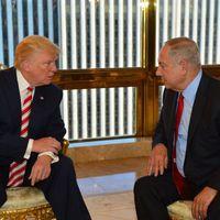 A remény fénysugara vagytok - üzente Donald Trump az izraelieknek
