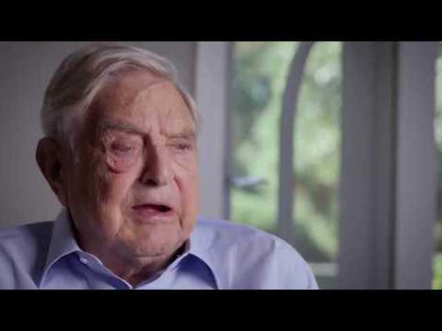 """""""Tudtam, hogy túlélem"""": Soros György arról, mit történt vele 1944-ben"""