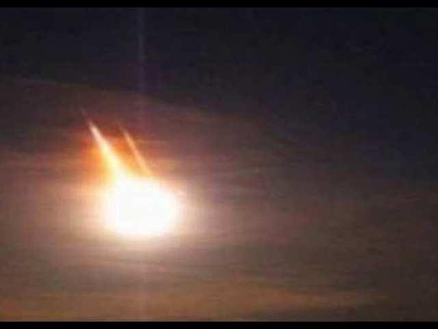 Szándékosan titkolta el a NASA az iráni meteorbecsapódást?