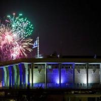 """""""A hit diplomatái"""": Németh Sándor a jeruzsálemi Kneszetben ünnepelte Izrael 70. évfordulóját"""
