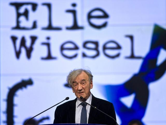 Komment, Elie Wiesel halálára